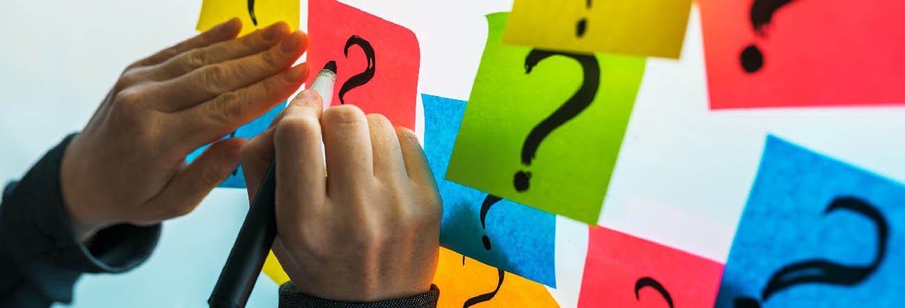 IRM project planning questions